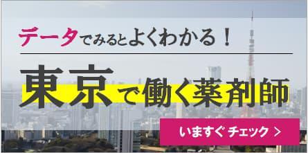 東京の年収事情